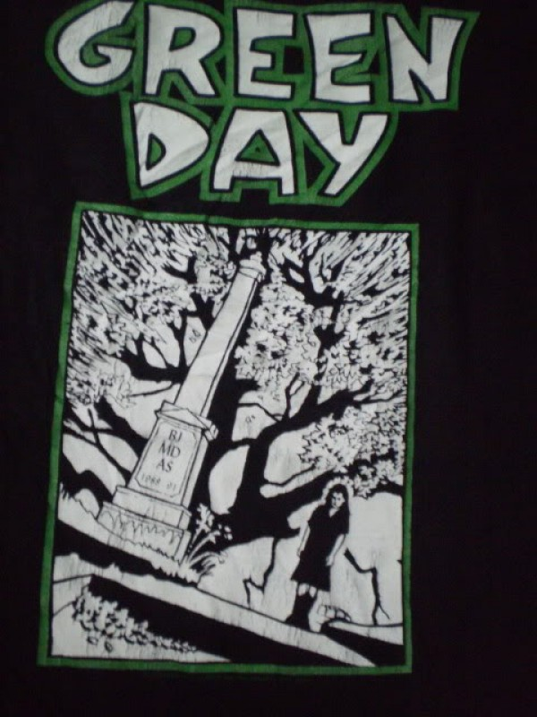 Green Day T Shirts For Sale
