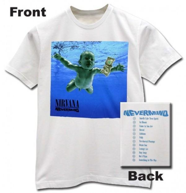 38dc63c6 Nirvana Shirt & Merchandise Archive